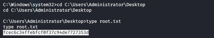 HTB_remote_RootFlag